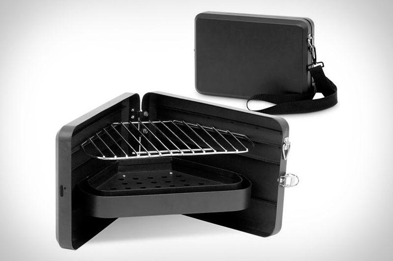 Darwin Briefcase BBQ