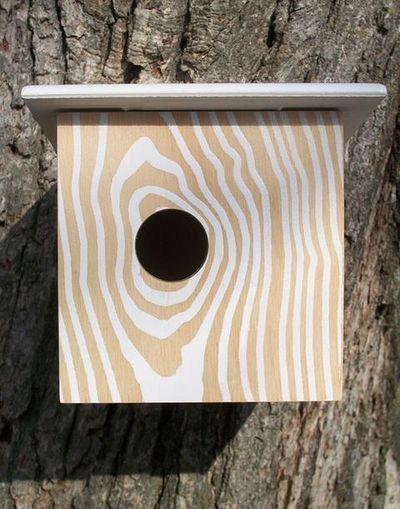 Tod Hubler Birdhouse