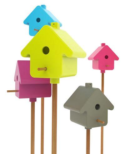 PICTO-Birdhouse