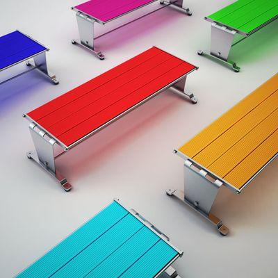 Flatseat bench